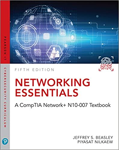 Networking essentials a comptia network n10 007 textbook pearson networking essentials a comptia network n10 007 textbook pearson it cybersecurity curriculum itcc 5th edition kindle edition fandeluxe Images