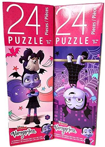 Cardinals Vampirina 2-(24) Piece Puzzle Gift Set