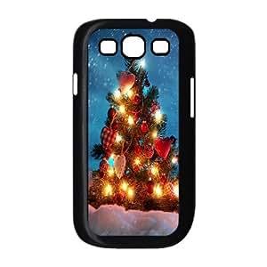 Custom Christmas Back Cover Case for SamSung Galaxy S3 I9300 JNS3-335