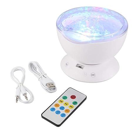 ZCHPDD Surf Star Aurora Led Night Light Proyector USB Light Night ...