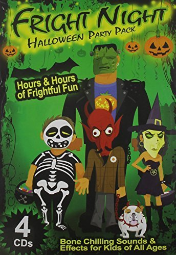 Fright Night Halloween by Fright Night Halloween Party Pack (2008-05-20)]()