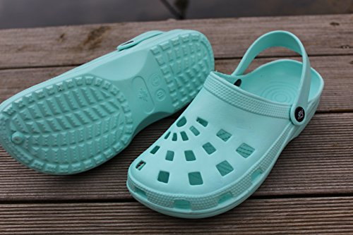 Dynamic Women's Clogs Turquoise Turquoise odEvdoP1d