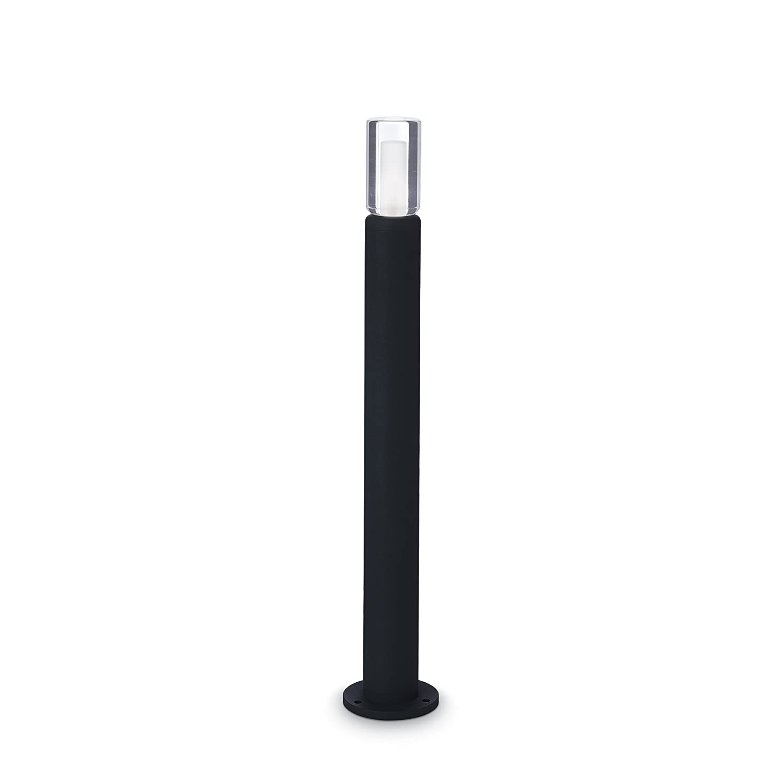 Ideal Lux Lux Lux lámpara de Terra Bamboo luz blanca Montura Negro (alluminiobamboo-pt1-Negro 9db427