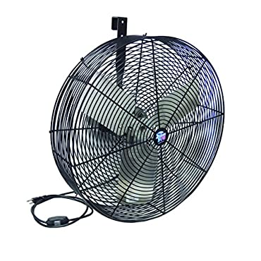 Schaefer F5-24 Fan, 24 inch Black