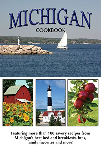 "Michigan Cook Book  (""Cooking Across America"" Series) by Donna Goodrich"