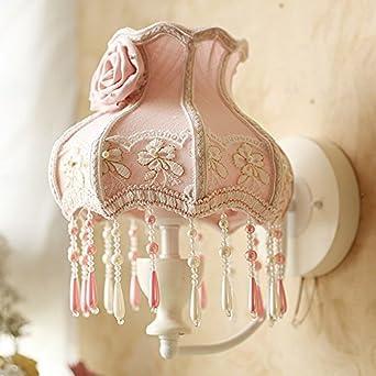 LaxBa Wandlampe Modern Vintage E27 Wandleuchte Für Schlafzimmer Wohnzimmer  Esstisch Die Kleine Mauer Leuchten Schlafzimmer Nachttischlampe