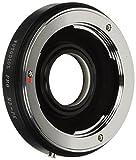 Fotodiox Pro Lens Mount Adapter - Minolta Rokkor (SR / MD / MC) SLR Lens to Pentax K (PK) Mount SLR Camera Body