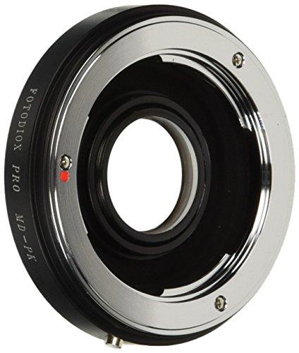 Fotodiox Pro Lens Mount Adapter - Minolta Rokkor (SR/MD / MC) SLR Lens to Pentax K (PK) Mount SLR Camera Body