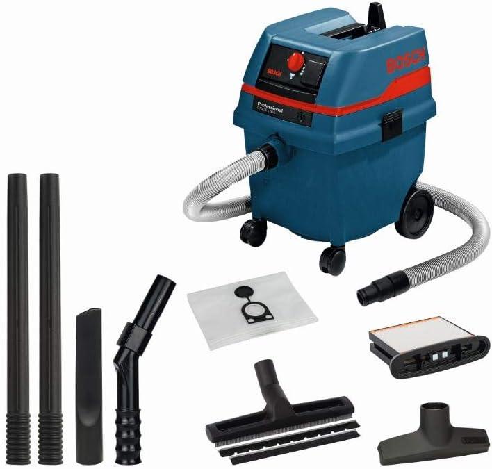 Bosch Professional Nass Trockensauger Gas 25 L Sfc 25 L Behältervolumen Staubklasse L Im Karton Baumarkt
