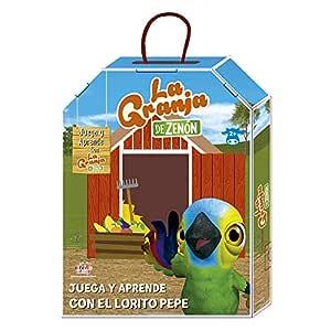 La Granja de Zenón- Juega y aprende con el Lorito Pepe ...