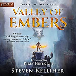 Valley of Embers Audiobook