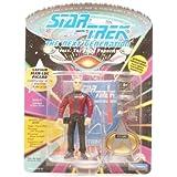 "4.5"" Captain Jean-luc Picard, Commander of the Starship Enterprise - Star Trek: The Next Generation"