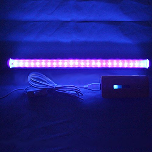 studyset portable 24 led germicidal ultraviolet lamp uv light bar rh amazon com au uv light bathroom mold boeing uv light bathroom