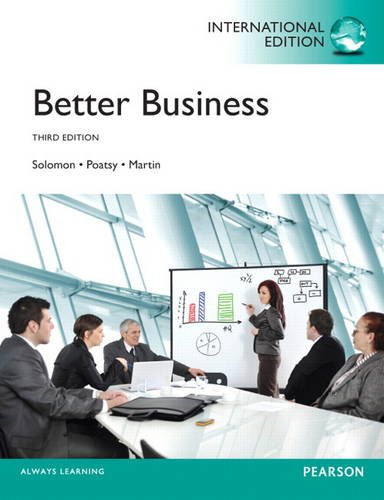 Better Business: International Edition