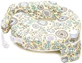 My Brest Friend Original Nursing Posture Pillow, Yellow & Green Buttercup Bliss