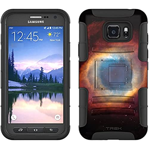 Samsung Galaxy S7 Active Armor Hybrid Case Eye of God 2 Piece Case with Holster for Samsung Galaxy S7 Active Sales
