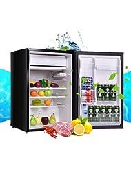 New Mini Refrigerator Single Door Freezer Cooler Fridge Compact 4.3 cu ft. Unit