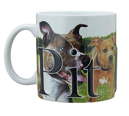 Americaware PMPBT01 18oz. Pit Bull Mug