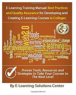 buy e learning training manual best practices and quality assurance rh amazon in Best Buy Employee Training Best Buy Learning Lounge