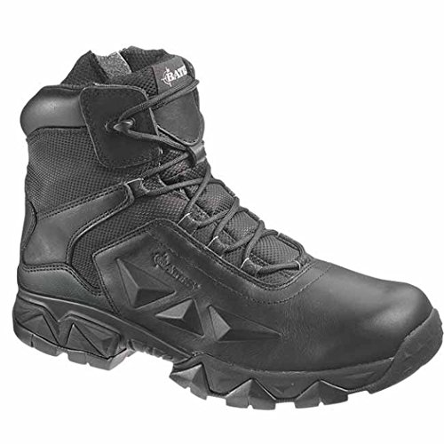 Bates Women's Delta Nitro-6 Zip Tactical Duty Boot,Black,8.5 M US