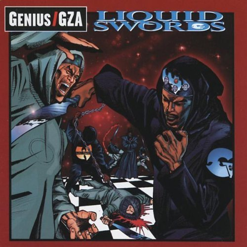 Liquid Swords by Genius, Gza (1995) Audio CD