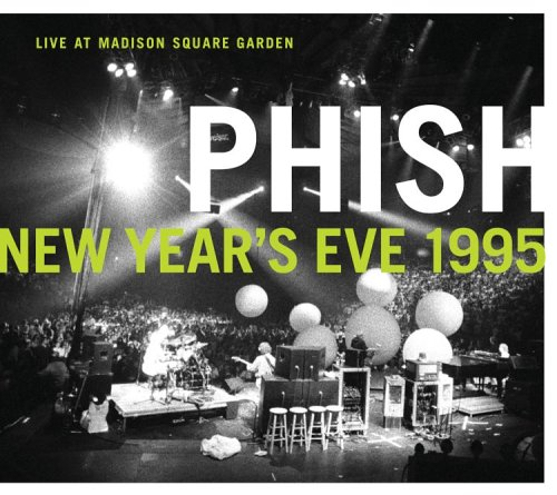 Live at Madison Square Garden New Years Eve 1995 by Rhino