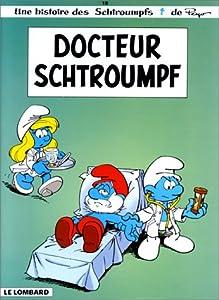 """Afficher """"Docteur Schtroumpf n° 18 Une histoire des Schtroumpfs"""""""