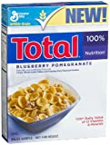 Total Blueberry Pomegranate Cereal, 15.25-Ounce Boxes (Pack of 4)