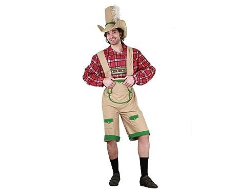 Disfraz Tirolés Adulto: Amazon.es: Ropa y accesorios