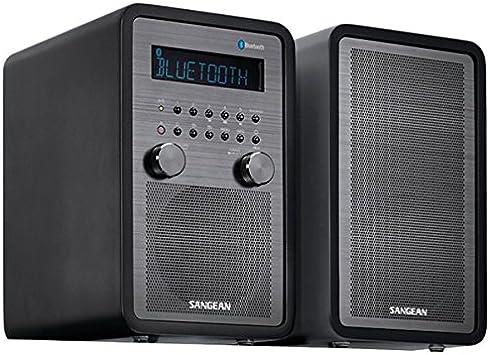 Sangean wr-50p Radio Am/FM Bluetooth (R) Mesa: Amazon.es ...