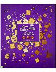 Cadbury Dairy Milk Chocolate Chunks Advent Calendar , 258 g