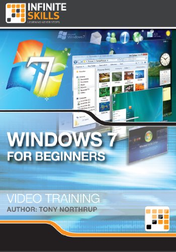 Windows 7 for Beginners - Training Course for Mac [Download] by Infiniteskills