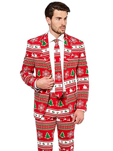 OppoSuits Christmas Suits for Men in Different Prints for sale  Delivered anywhere in USA