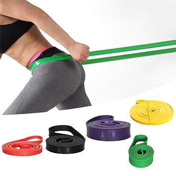 HDBJ Tratamiento Bandas De Ejercicios De Yoga Fuerza Fuerza ...