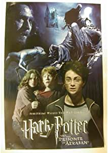 Harry Potter el prisionero de Azkaban Póster con capucha