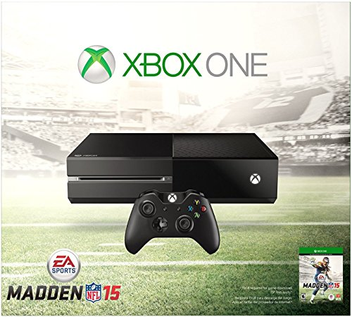 Xbox One Madden NFL 15 500GB Bundle (Amazon Xbox compare prices)