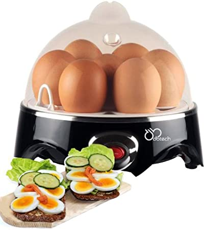 DBTech Automatic Shut Off Electric Egg Cooker