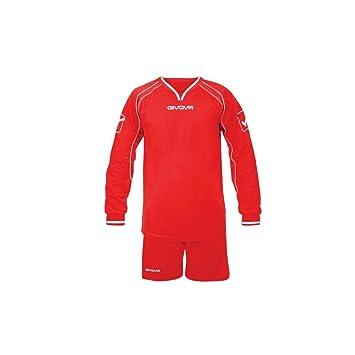 Givova Teamwear Mens Boys día de partido de fútbol Kit tiras de equipo camiseta para hombre