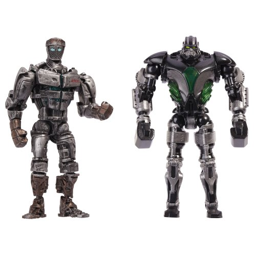 Real Steel Versus 2 Packs Assortment 1 - Atom vs. -