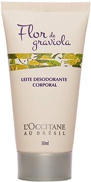 Leite Desodorante Corporal Flor de Graviola 50ml L'Occitane au Brésil 50ml