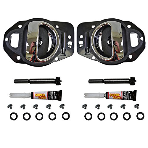 High Quality 06 11 Chevy Hhr Interior Door Handle Replacement Kit