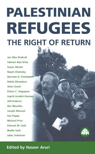Palestinian Refugees: The Right of Return (Pluto Middle Eastern - Legal Returns Uk Policy