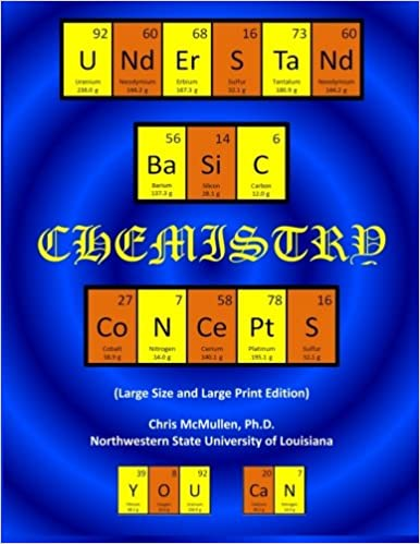Understand Basic Chemistry Concepts (Large Size & Large ...