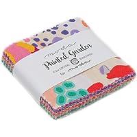 Paquete de mini abalorios de jardín pintados por