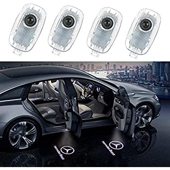 Amazon.com: Luz LED para puerta de coche.: Automotive
