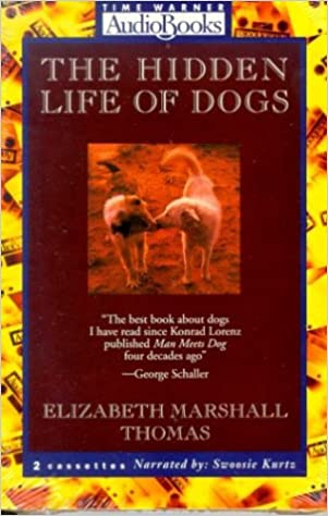 the hidden life of dogs thomas elizabeth marshall