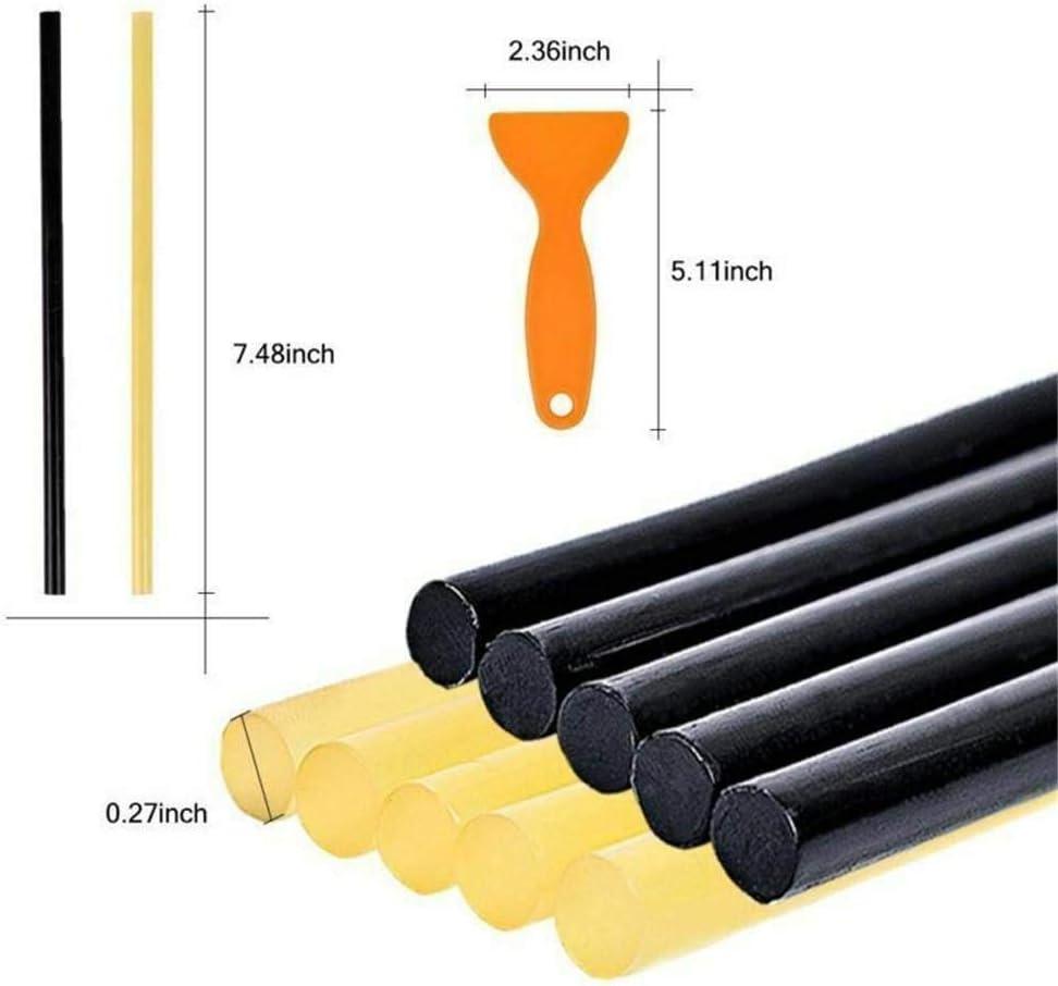 Outils kit d/ébosselage sans Peinture Moto Corps 18pcs Paintless D/ébosselage R/éparation PDR Tools Kit,kit de r/éparer la dent pour Voiture,r/éfrig/érateur