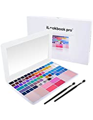 SHANY iLookBook Pro Ultra Compact HD Makeup Set - 95 Colors Eyeshadow Palette- Includes multiple applicators