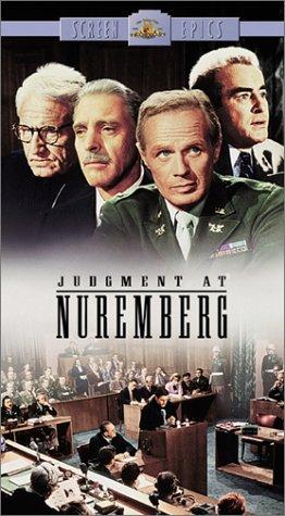 Judgment at Nuremberg [VHS] (Lancaster Pink Watch)
