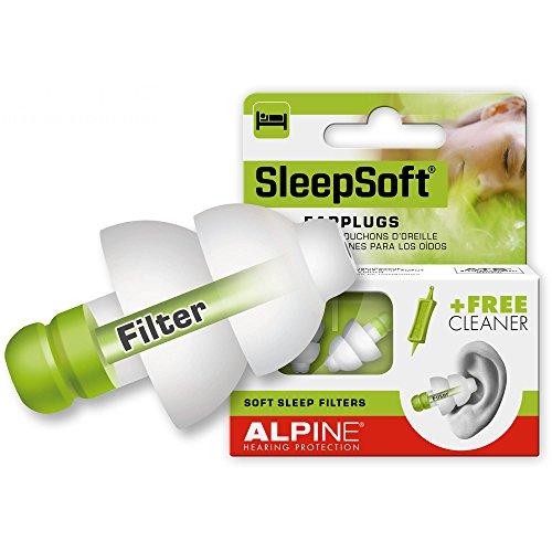 Alpine sleep soft earplugs buy online in uae hpc for Tappi orecchie silicone per dormire